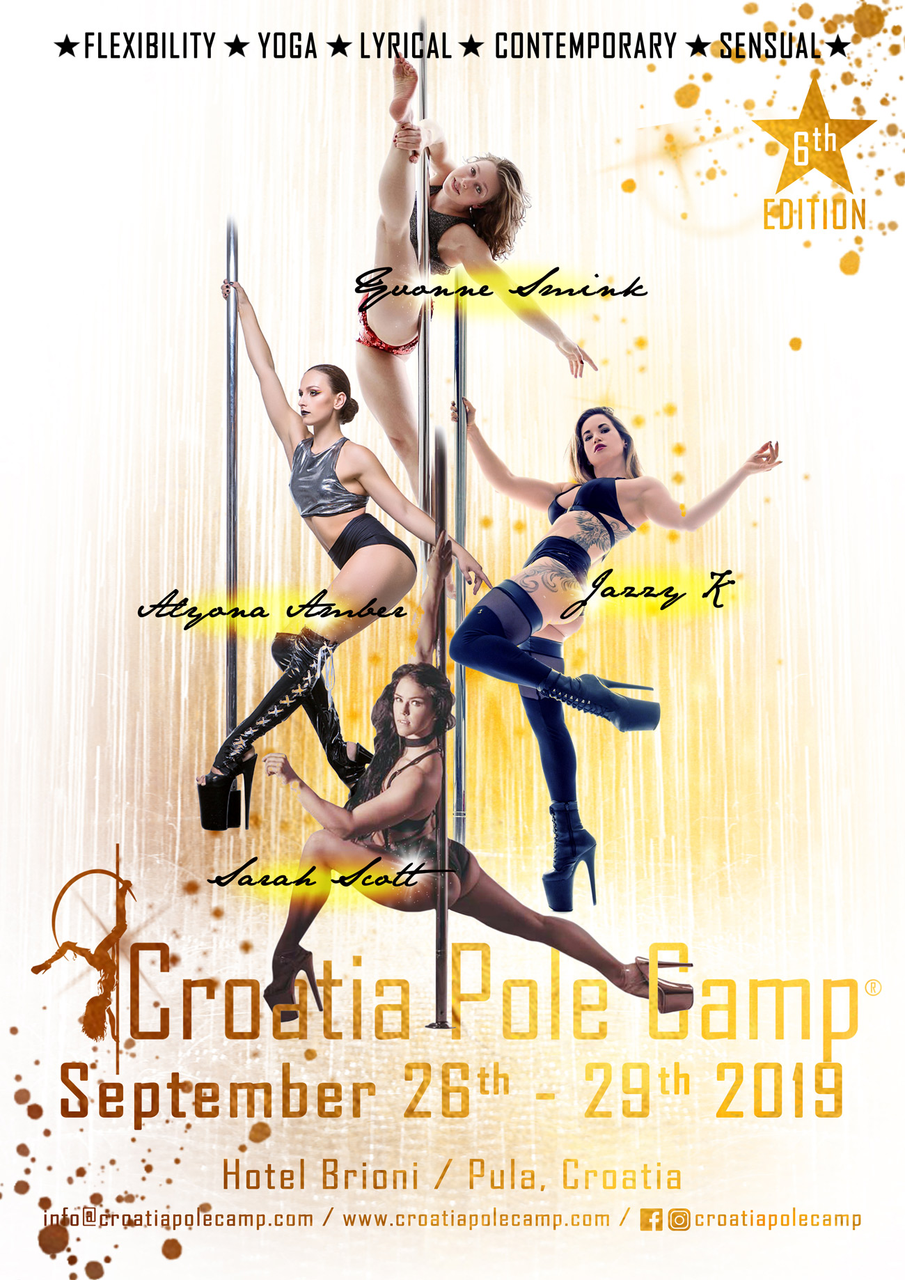 Croatia Pole Camp 2018.